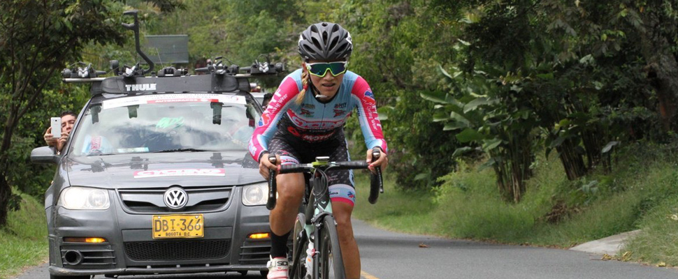 Lilibeth Chacón: the new promise of Venezuelan cycling?