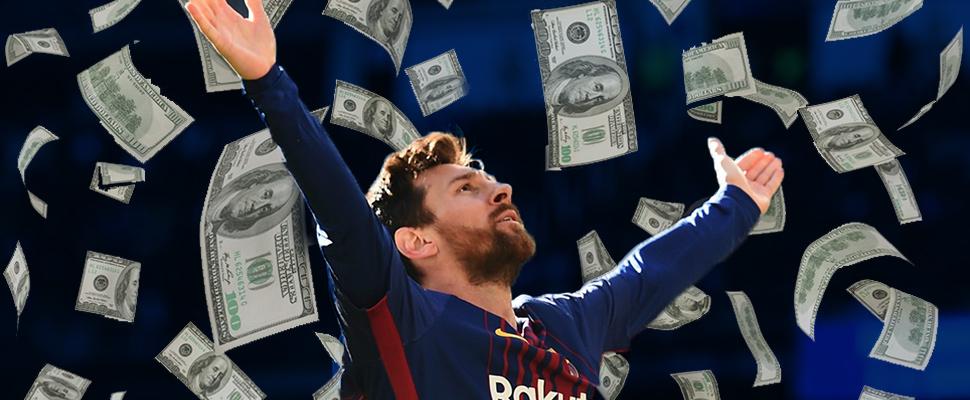 ¿En qué gastan su fortuna los grandes del fútbol?