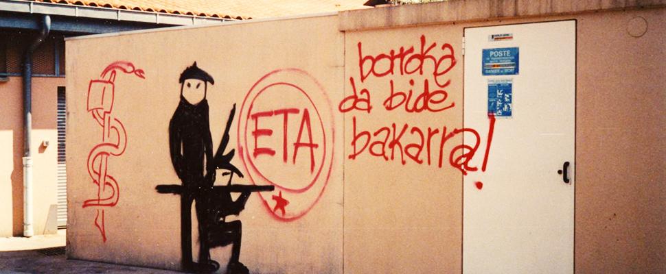 ETA plantea su desaparición definitiva