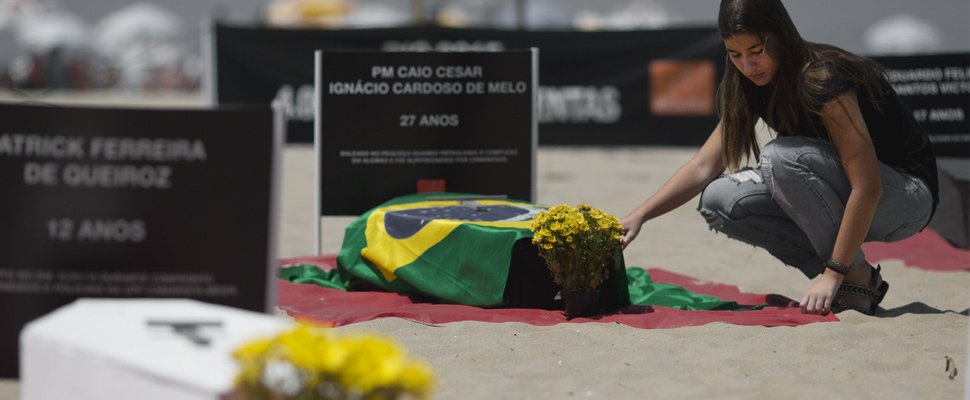 Brasil: ¿Cómo combate la violencia?