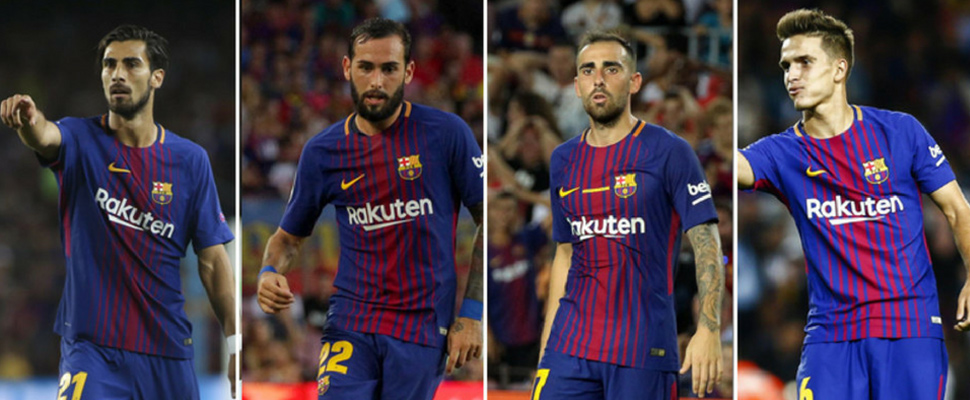 Which players could leave FC Barcelona?
