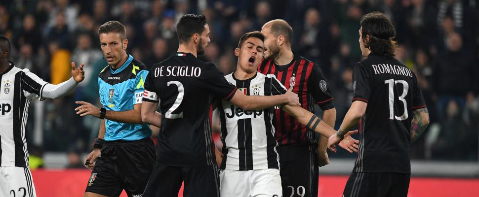 Copa Italia: La resurrección del clásico Juve – Milan