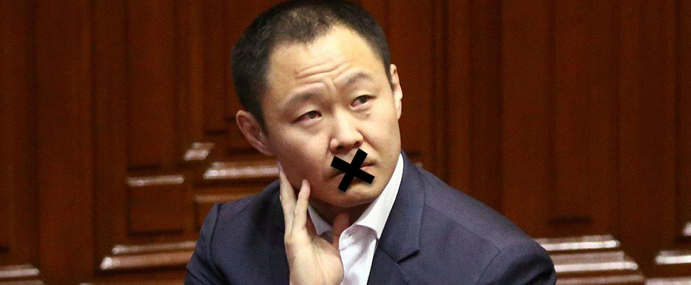 Odebrecht scandal: Kenji Fujimori left the Popular Force party