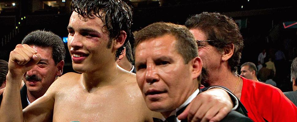 ¿Qué boxeadores han seguido el mismo camino deportivo de sus padres?