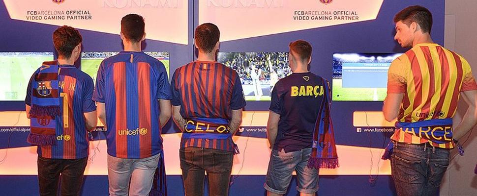 F.C. Barcelona entra oficialmente a los eSports