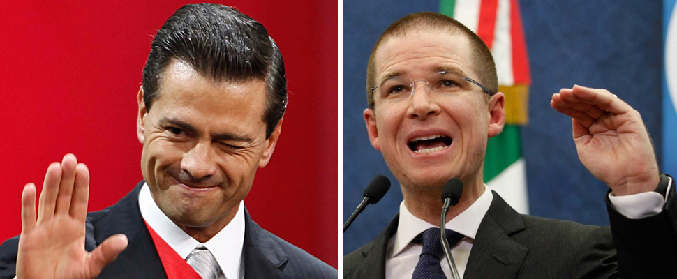 Peña Nieto y el uso político de las instituciones