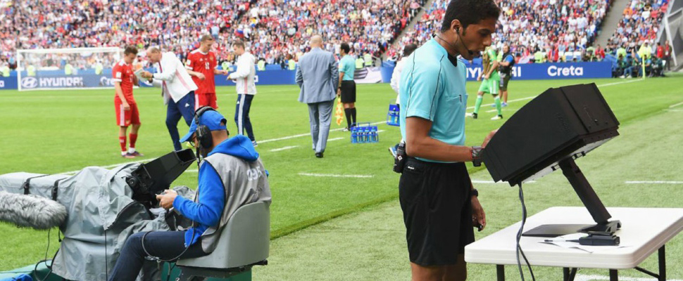 Russia 2018 and the implementation of VAR