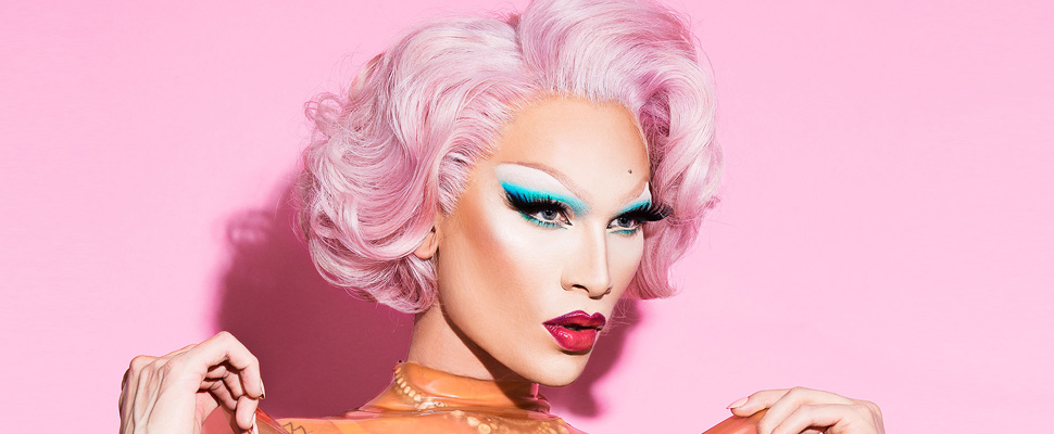 Drag makeovers: How makeup goes from cosmetic to art