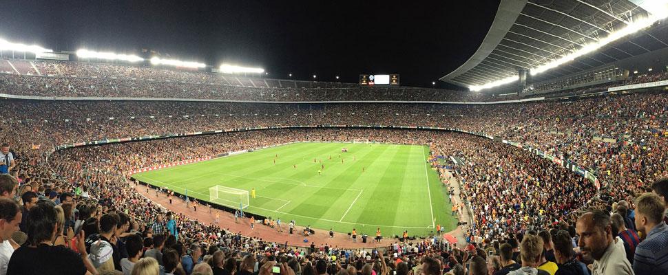 Fútbol: ¿Cuáles son los 20 estadios más grandes?