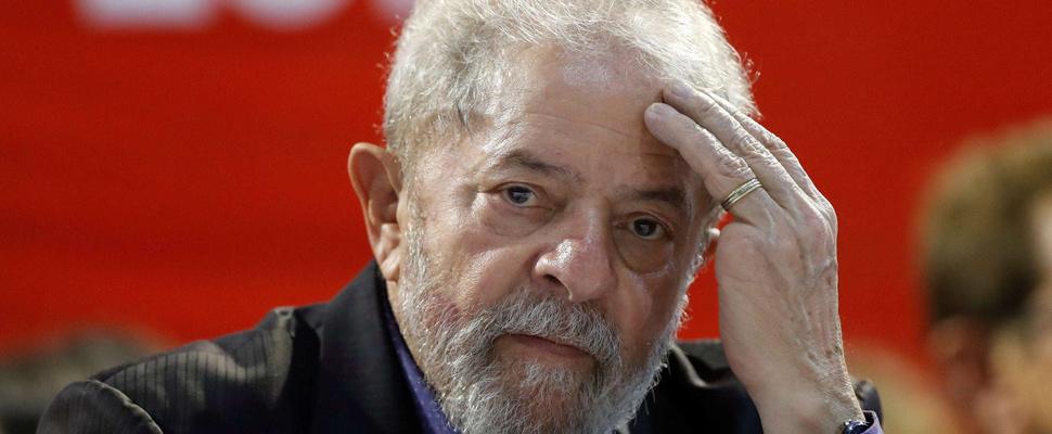 Lula cerca de prisión