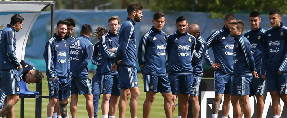 Argentina: How are its strikers for the World Cup?