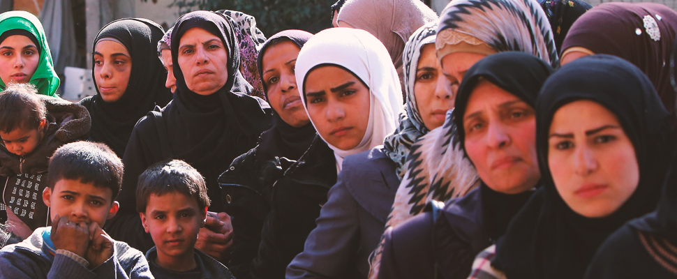 Syria: What is the reality of women and girls affected by the conflict?