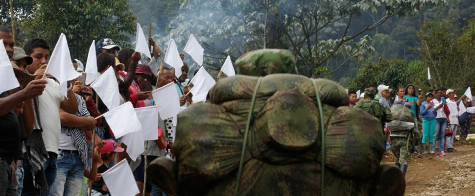 El Acuerdo de Paz avanza a paso de tortuga