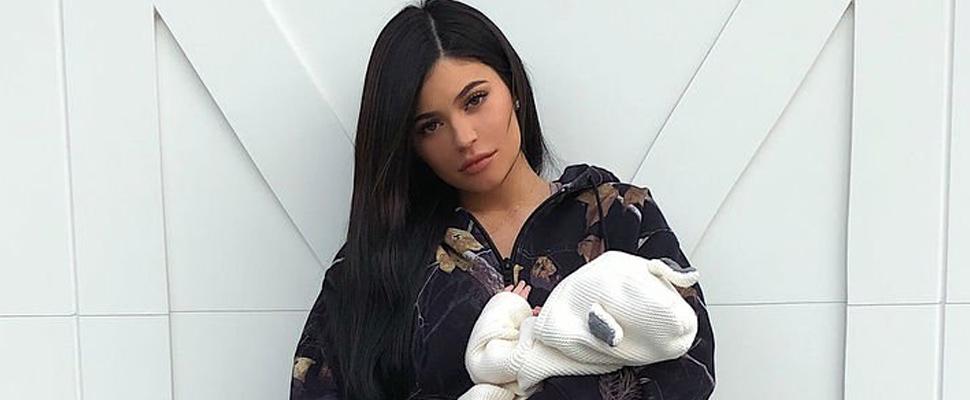 Kylie Jenner sorprende con sus primeros días como madre de Stormi