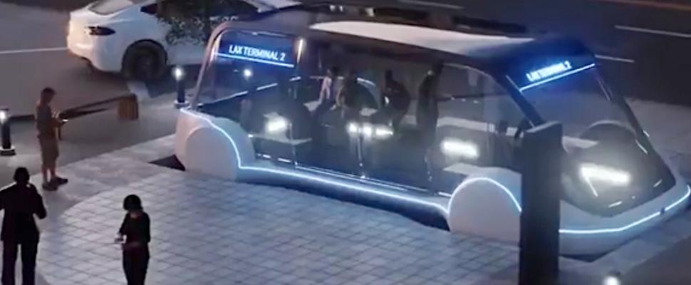 Urban Loop: La nueva idea de Elon Musk