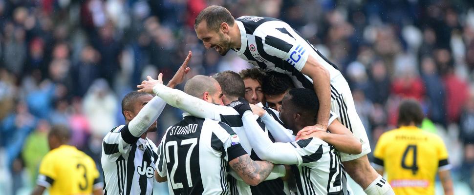 Will Juventus win the Scudetto again?