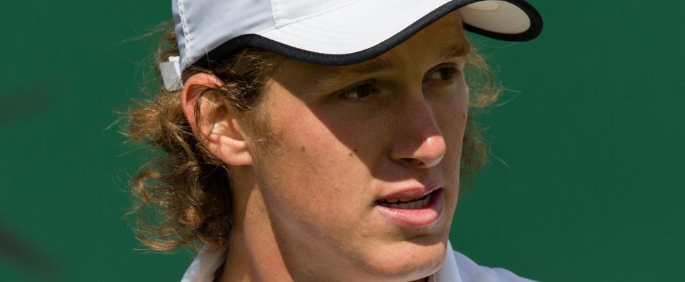 Nicolás Jarry: La esperanza del tenis chileno