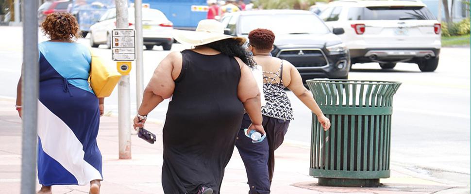 El exceso de peso aumenta el riesgo de muerte