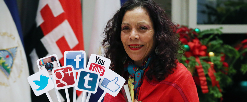 Nicaragua declara la guerra a las redes sociales