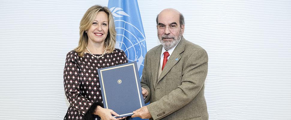 ¿Cómo  beneficiará a Latinoamérica el acuerdo entre la FAO y Telefónica?