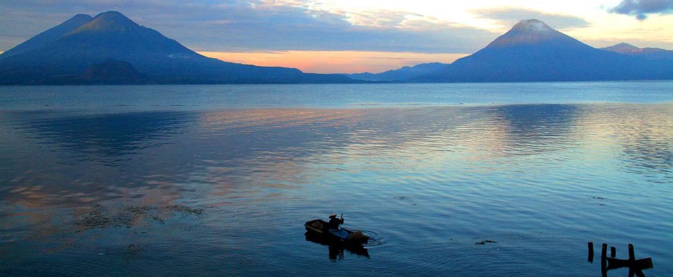 Guatemala: Visita el majestuoso Lago Atitlán