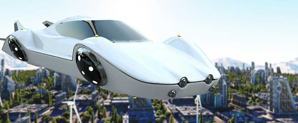 2019: ¿autos voladores?
