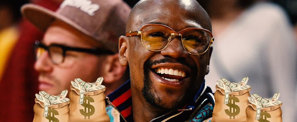 The innovative plans of Floyd Mayweather
