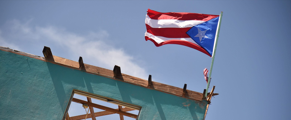Puerto Rico: 6 months after María