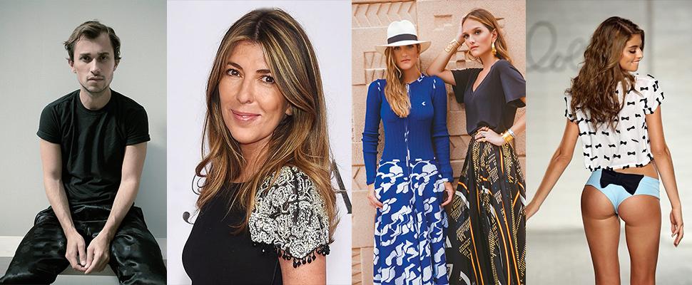 Los colombianos más influyentes en la industria de la moda en 2018