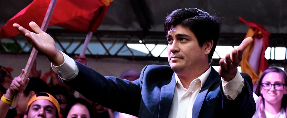 Costa Rica: Who won the presidency?