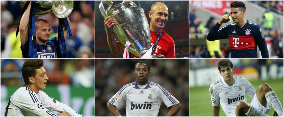 Real Madrid: ¿Cuáles han sido sus peores movimientos en el mercado?
