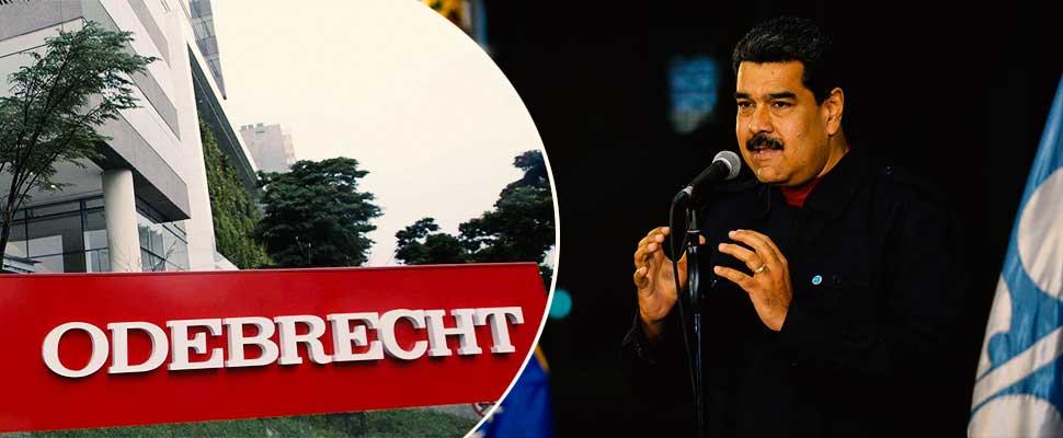 Bogotá: Audiencia a Nicolás Maduro por escándalo Odebrecht