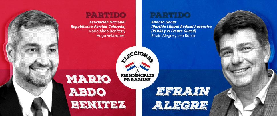 Paraguay: Se acerca el día D