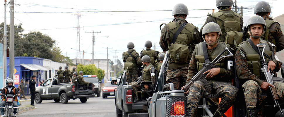 Did Guatemala win the battle against crime?