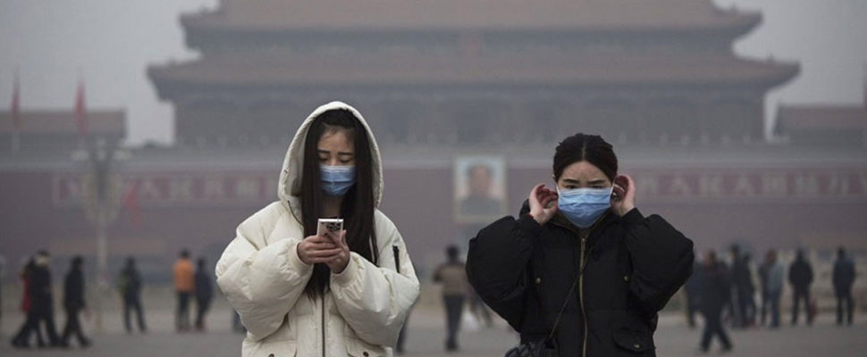 China: Every day less polluted