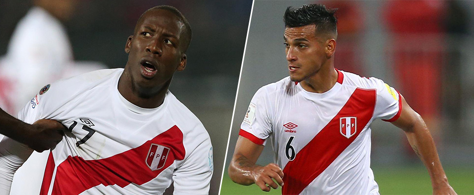 Russia 2018: Two Peruvian players looking to excel in the world cup
