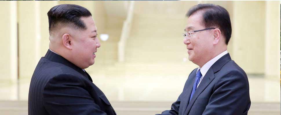 Cumbre entre Corea del Norte y Corea del Sur
