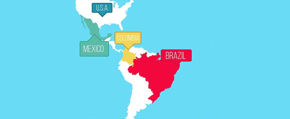 Which territories are still disputed in Latin America?