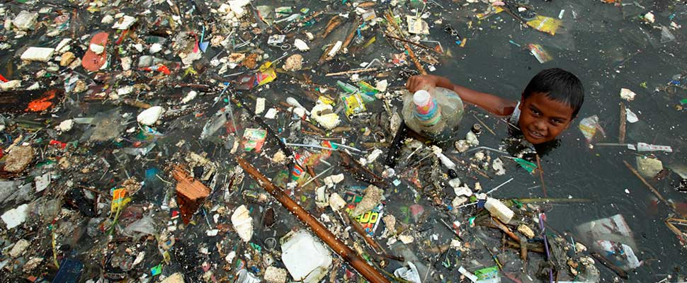 The most polluted beaches in the world