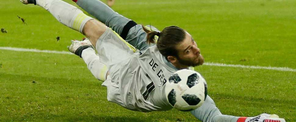 Why is the World Cup ball the goalkeepers' enemy?