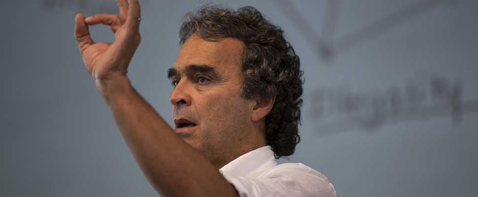Sergio Fajardo: De las fórmulas matemáticas a las urnas