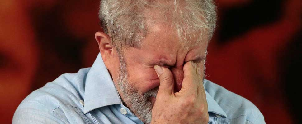 The fall of Lula: a symbol of the situation of the Latin American left?