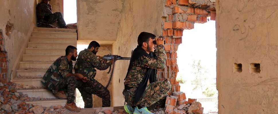 Syria: What role have the Kurds played in the war?