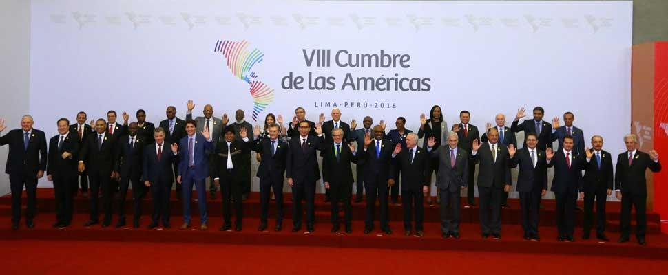 Perú: ¿Para qué sirvió la Cumbre de las Américas 2018?