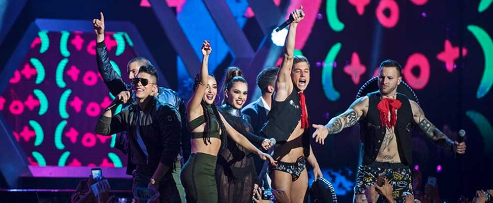 MTV MIAW: ¿Cuál es el país latinoamericano que la rompe en las nominaciones?