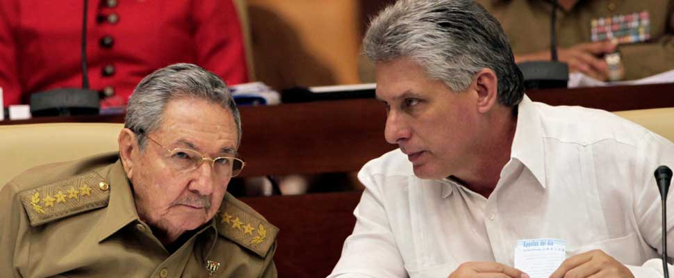 Conozca el remplazo de los hermanos Castro en Cuba