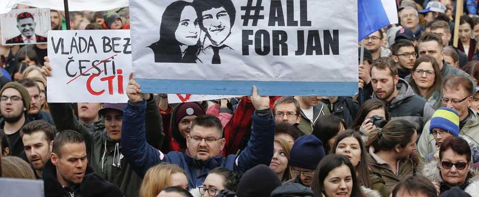 ¿Qué pasa con los periodistas en Europa?