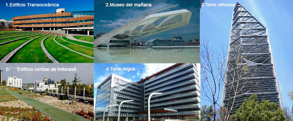 Buildings that save the planet: which are the best in Latin America?