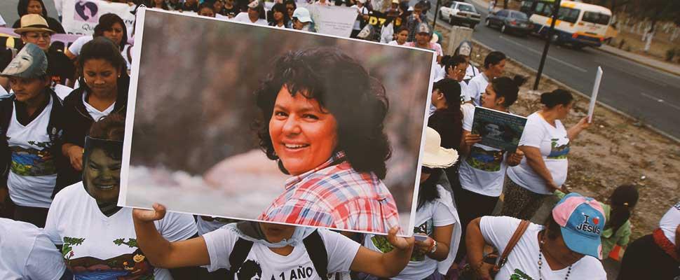¿Asesinar ambientalistas es un deporte en América Latina?