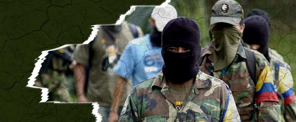 Dissidence of the FARC, a problem that is not yet controlled?